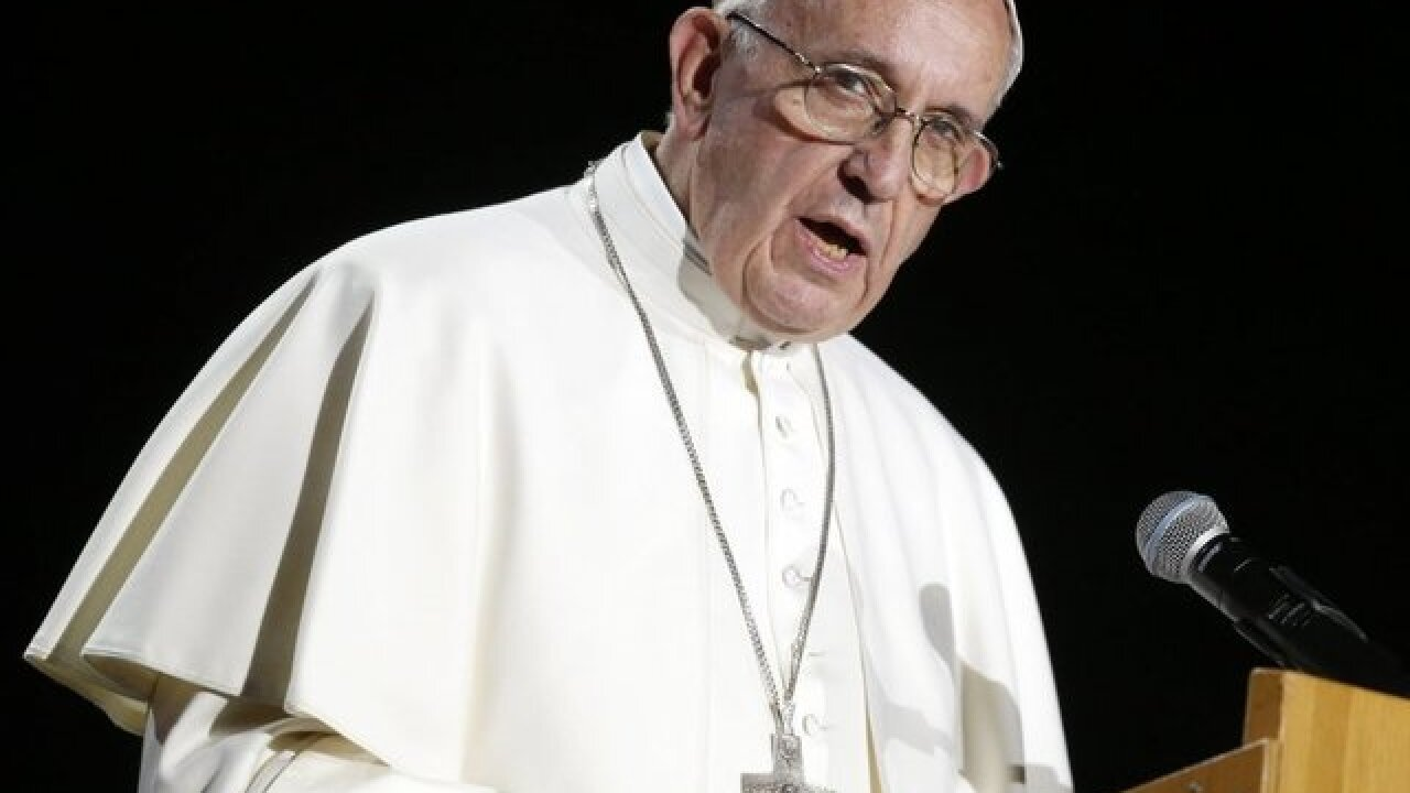 Read Pope Francis' letter on abuse