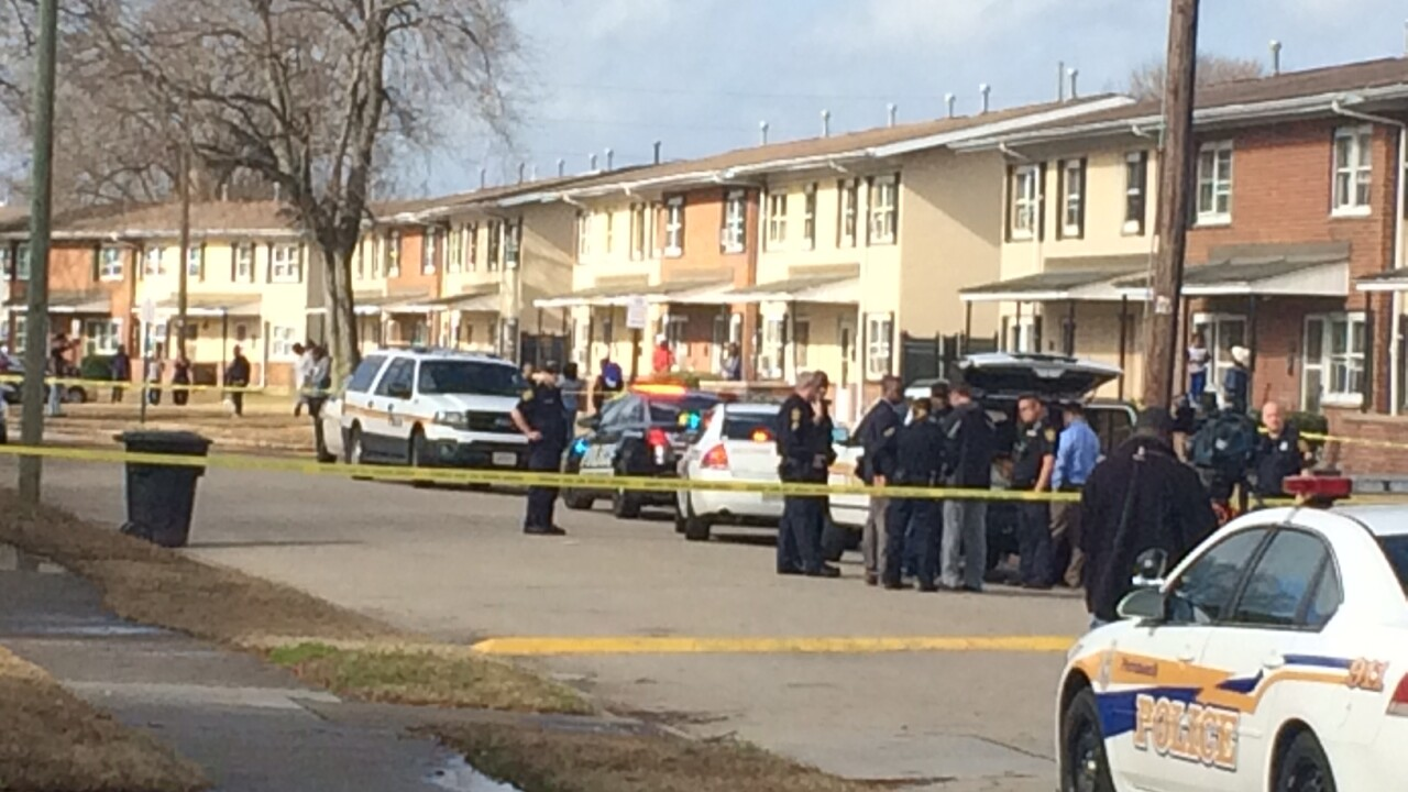 Boy dies at CHKD after Portsmouth shooting