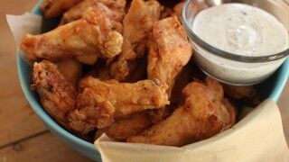 1.4 billion chicken wings expected to be consumed for Super Bowl weekend