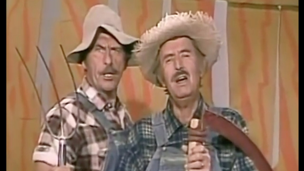 'Hee Haw' star Gordie Tapp has died