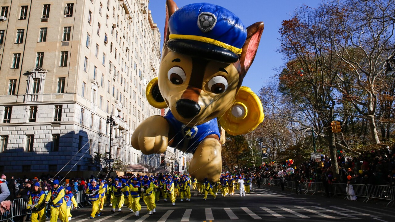 No, Paw Patrol isn't canceled