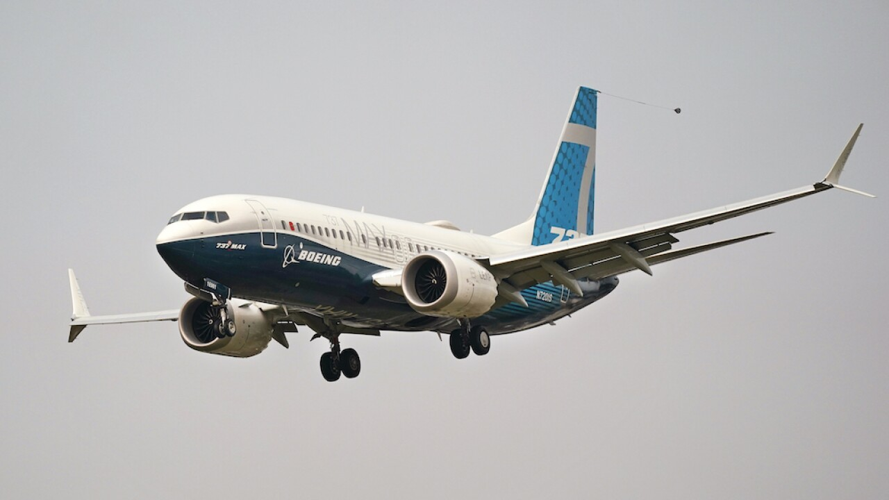 FAA clears Boeing 737 Max to return to the skies