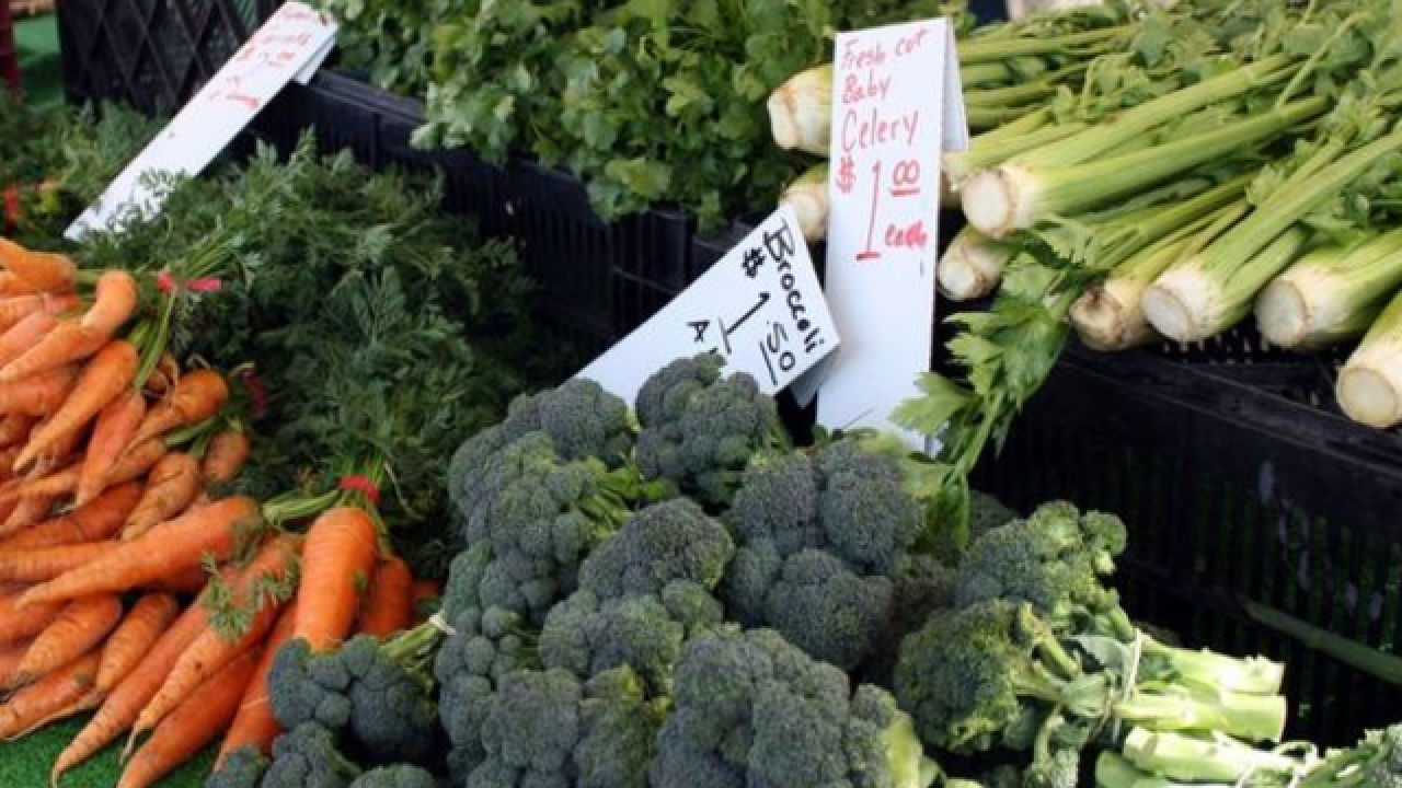 Largest student farmers market happening in downtown Las Vegas
