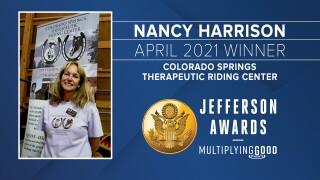 Jefferson Awards Nancy Harrison