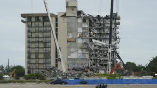 Condo Building Collapse Miami Surfside