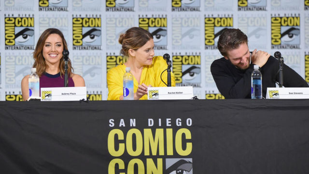 FX's 'Legion,' 'Sons of Anarchy' sequel wrap up San Diego Comic-Con Sunday