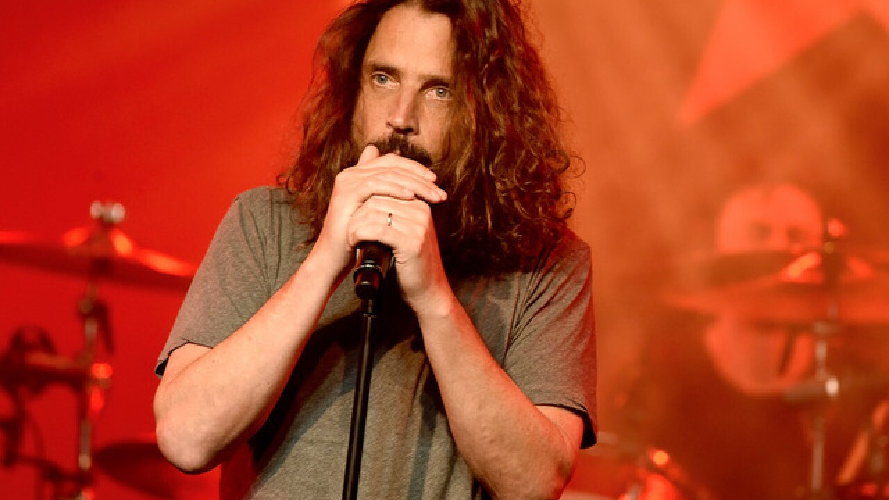 Soundgarden frontman Chris Cornell had drugs in his system at the time of his death, report says