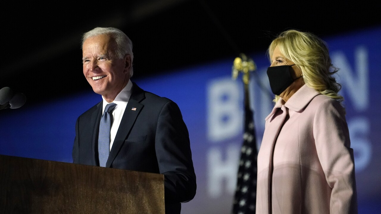 Joe Biden expected to speak Wednesday about state of presidential race