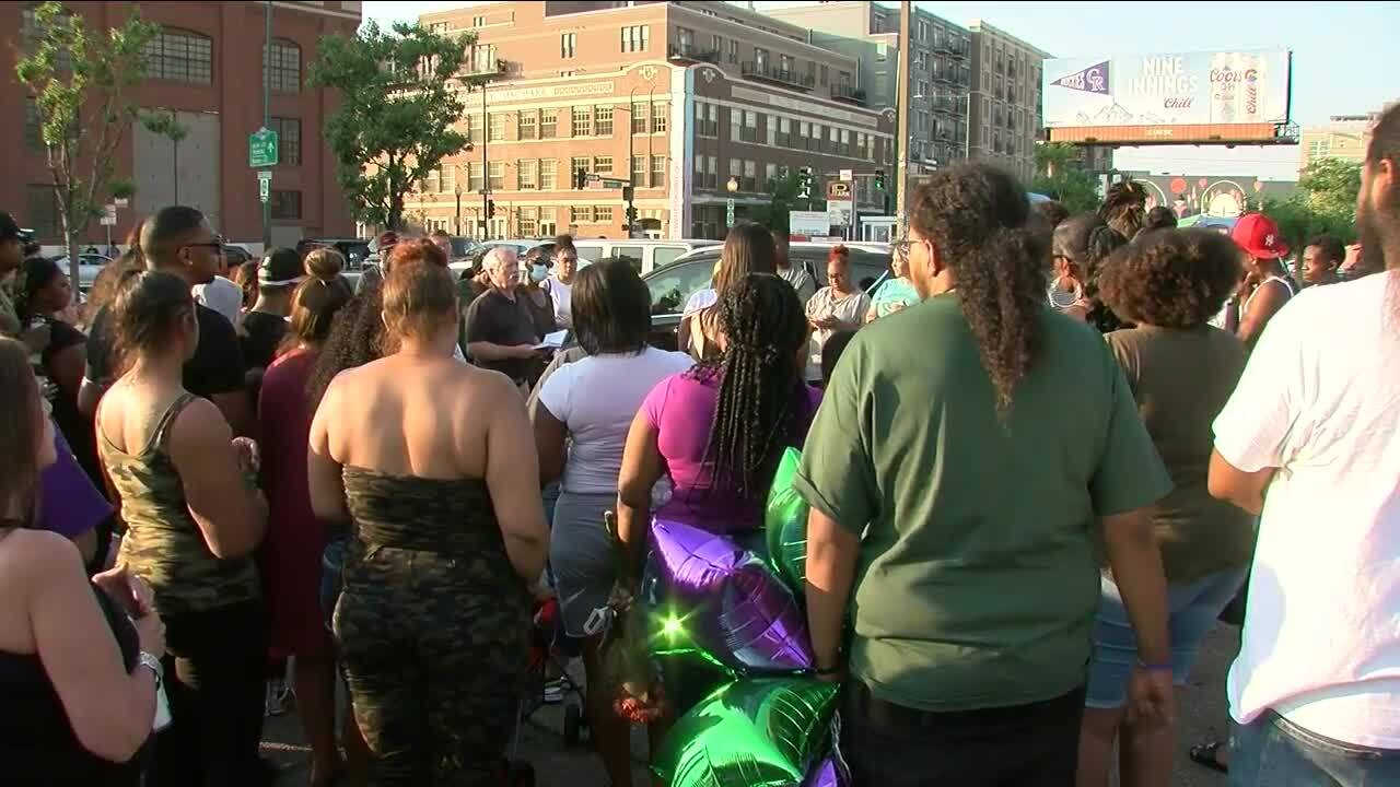 Family, friends, community mourn death of Dontre Williams