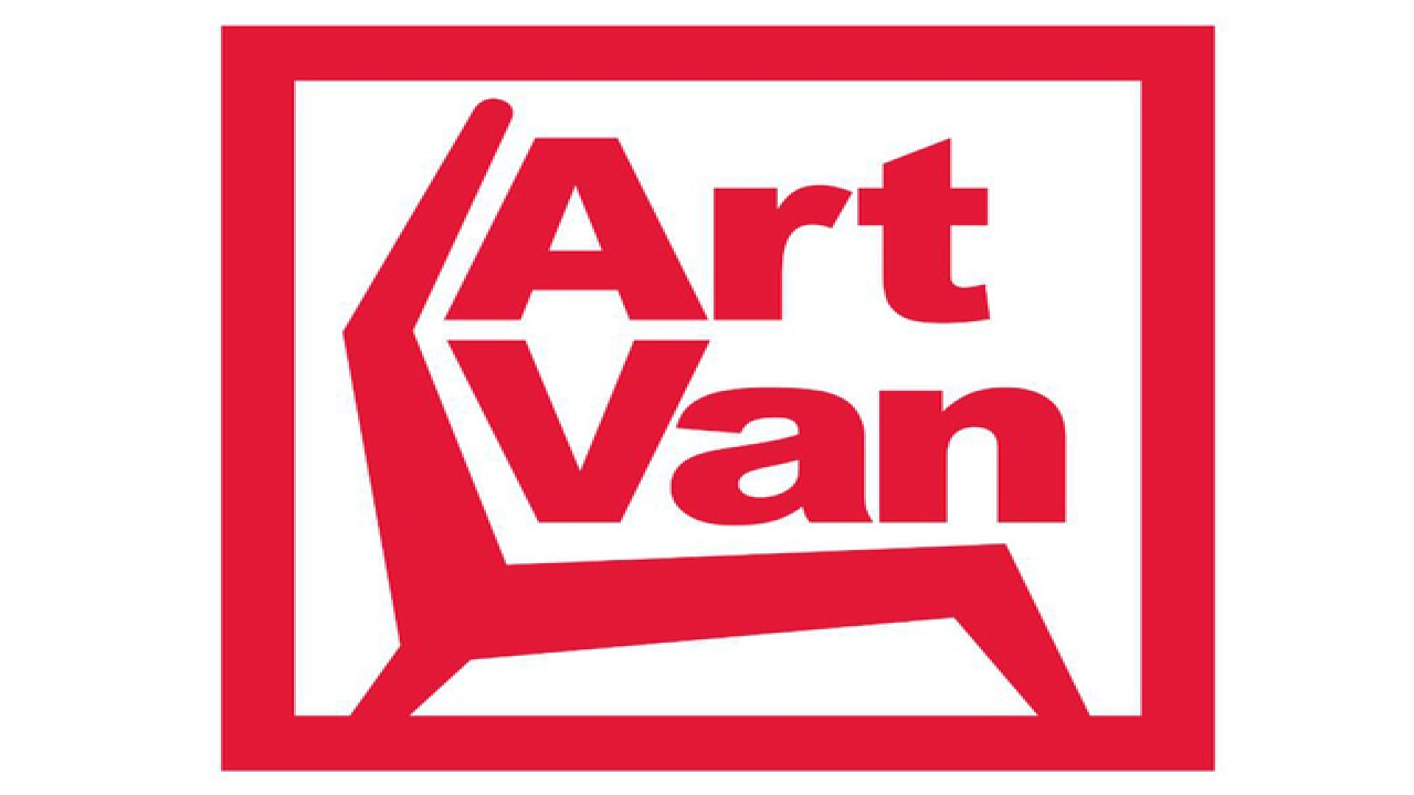 Art Van selling chain to equity firm