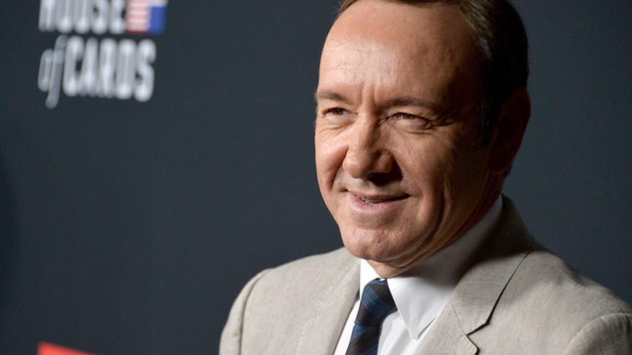 'House of Cards' production to resume without Kevin Spacey