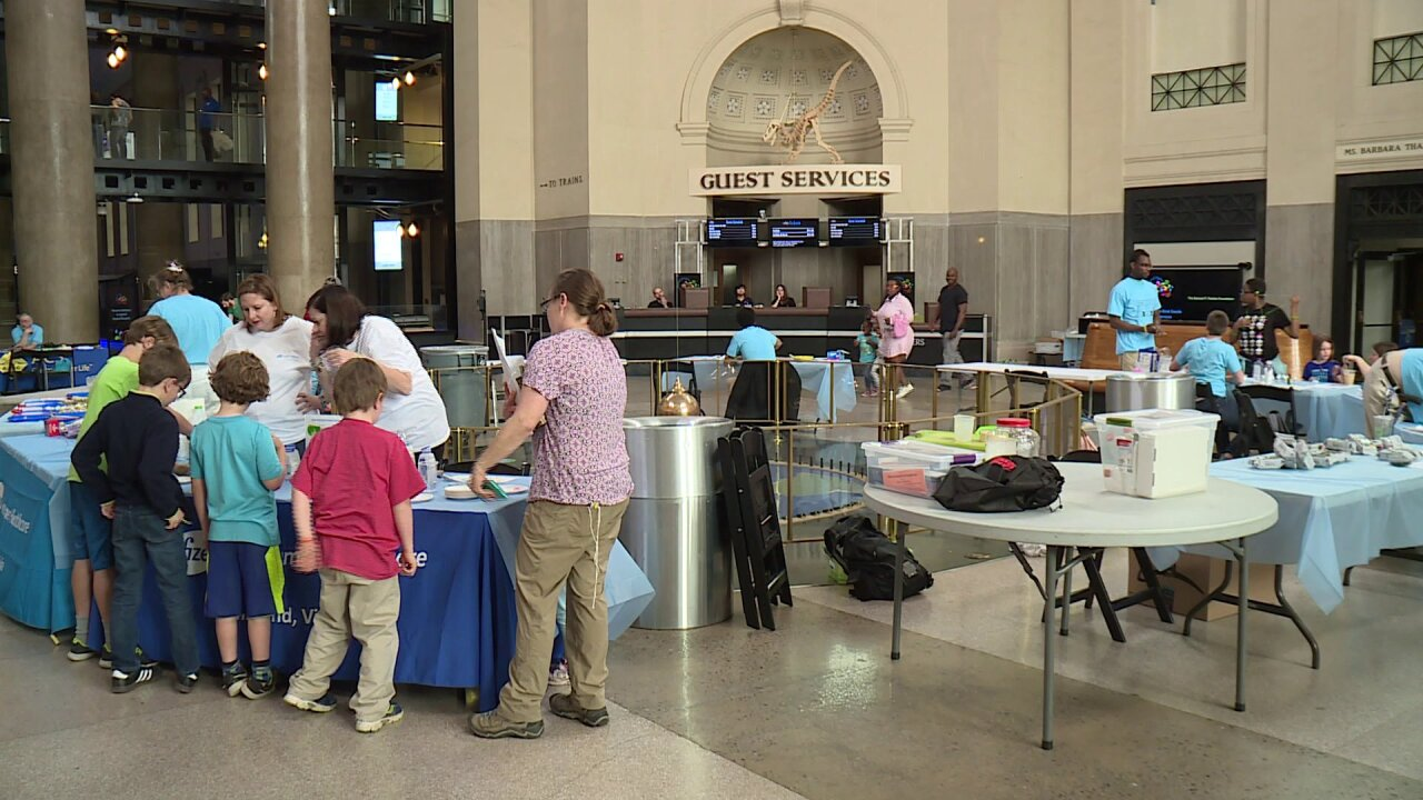 How Science Museum of Virginia celebrated EarthDay