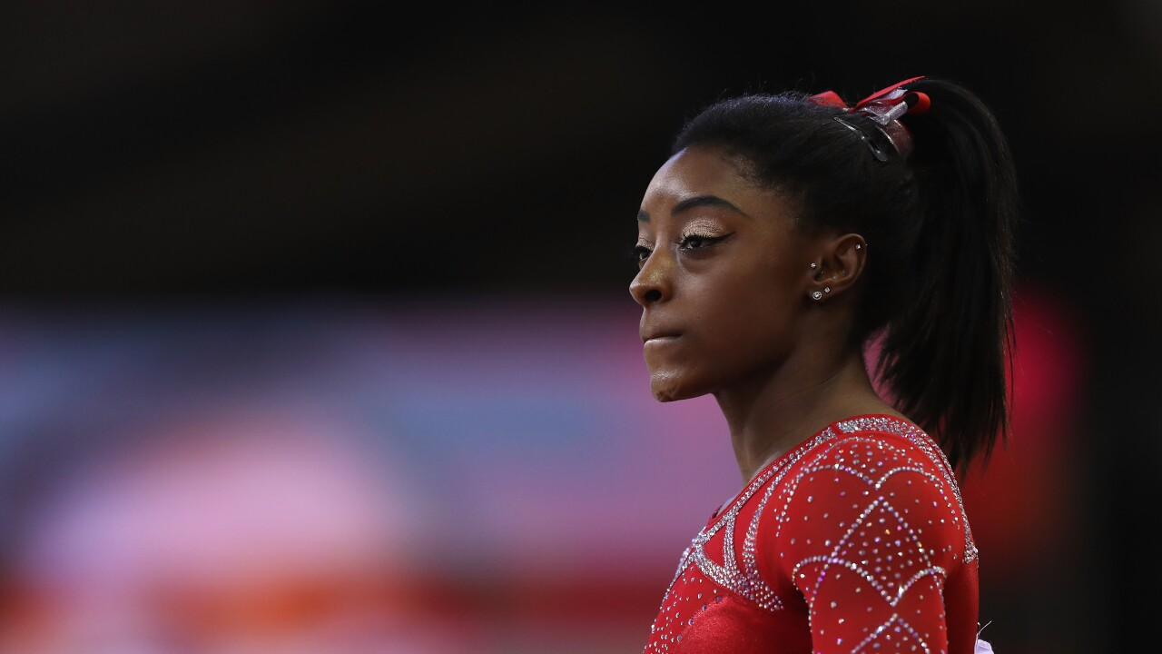 Simone Biles breaks silence over her brother's arrest: 'my heart aches for everyone involved'