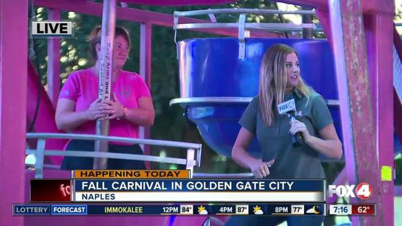 Fall Carnival begins Thursday in Naples