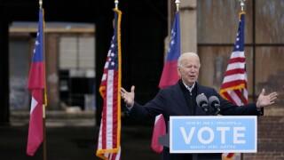 Joe Biden,Raphael Warnock,Jon Ossoff