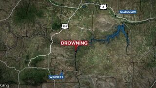 Man drowns after UTV falls through ice into Fort Peck Lake