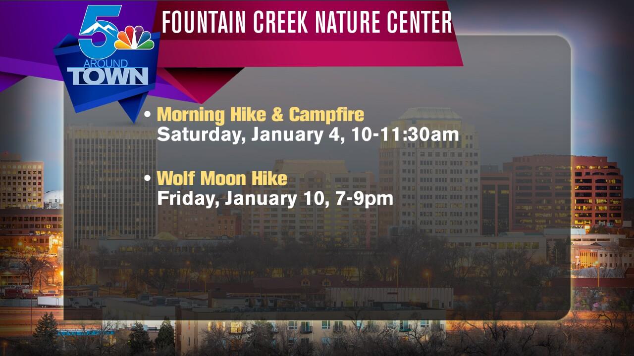 AROUND TOWN Fountain Creek Nature Center