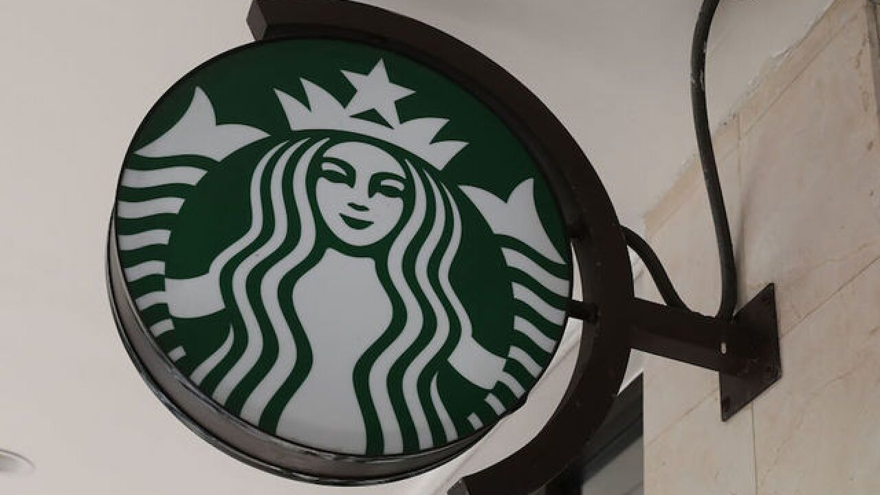 Arizona man arrested after reportedly having gun in lap, finger on trigger at Starbucks