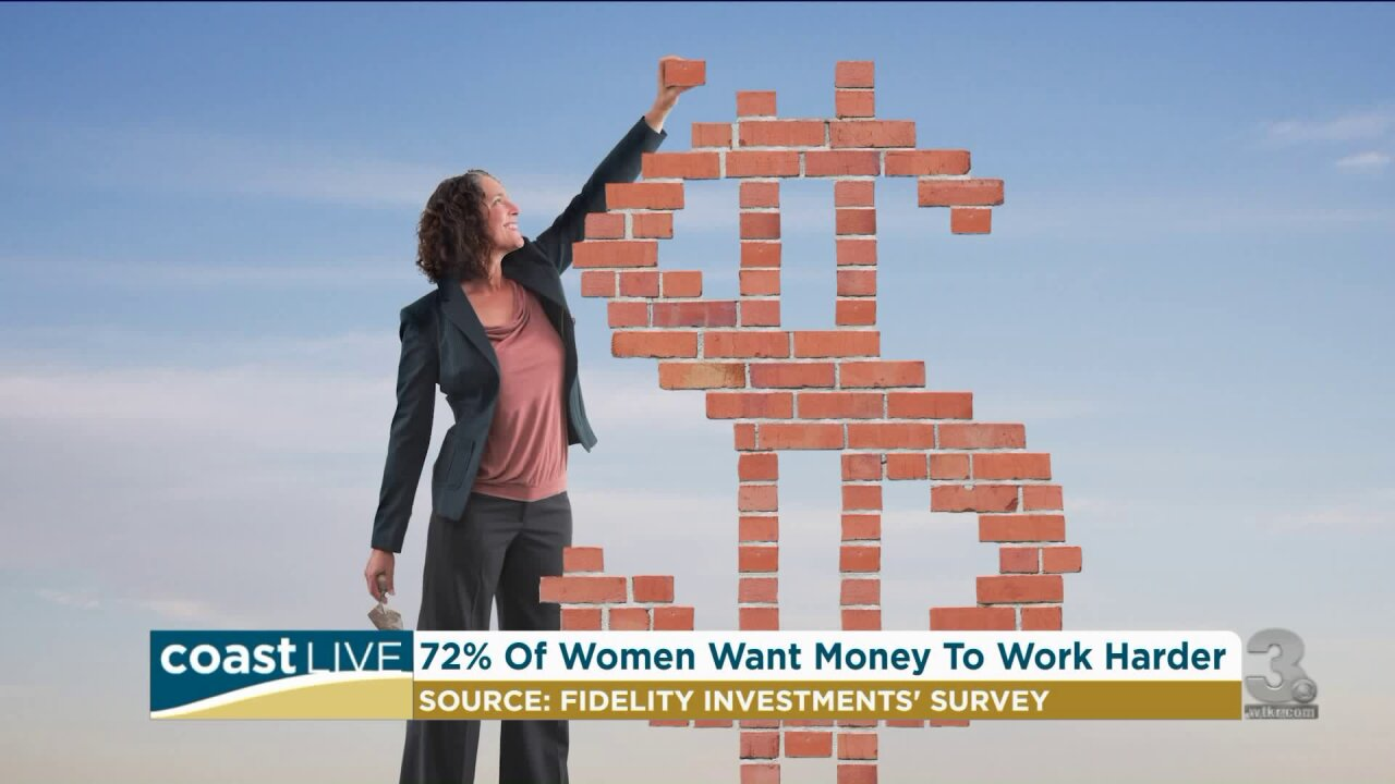 How women can make their money work harder on Coast Live