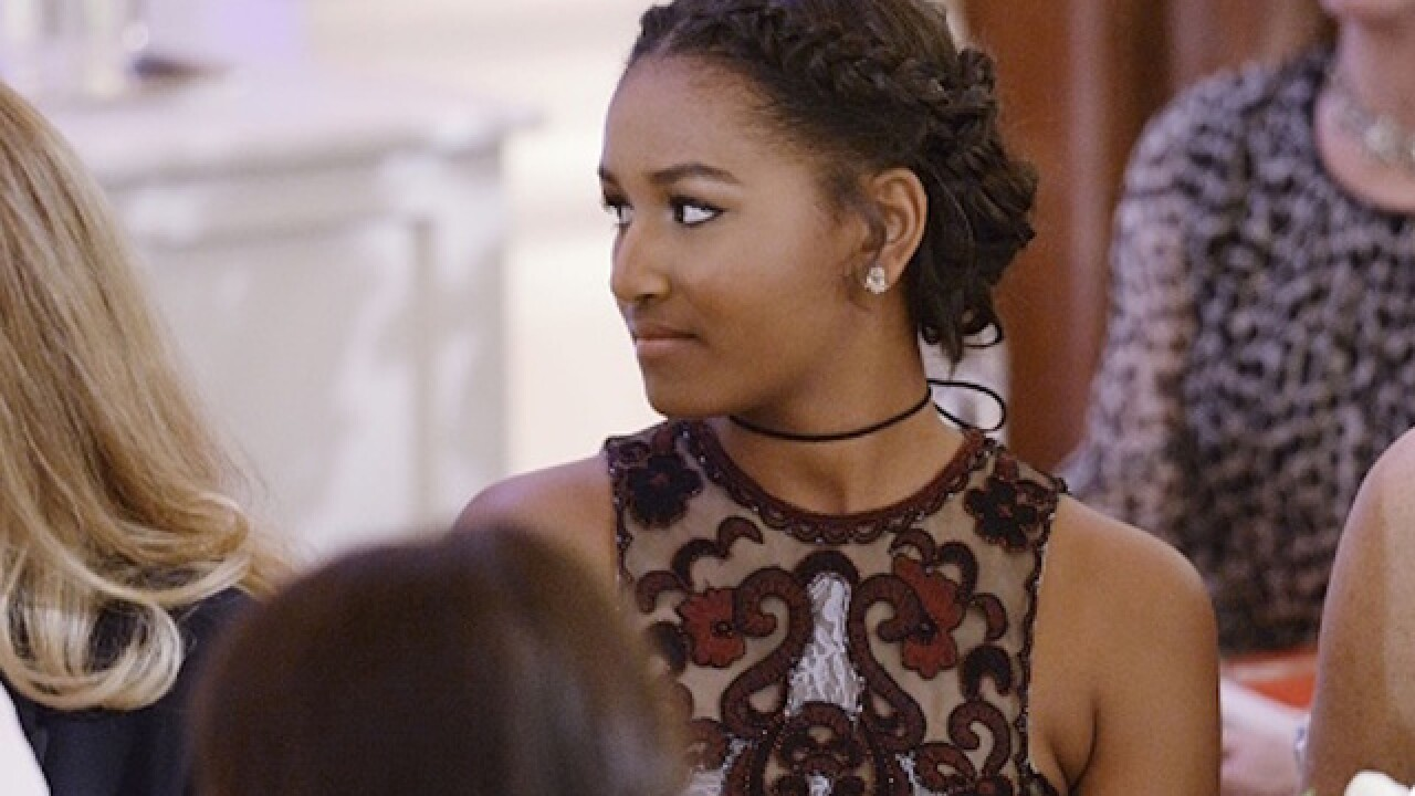 President Obama's daughter finds summer job at restaurant
