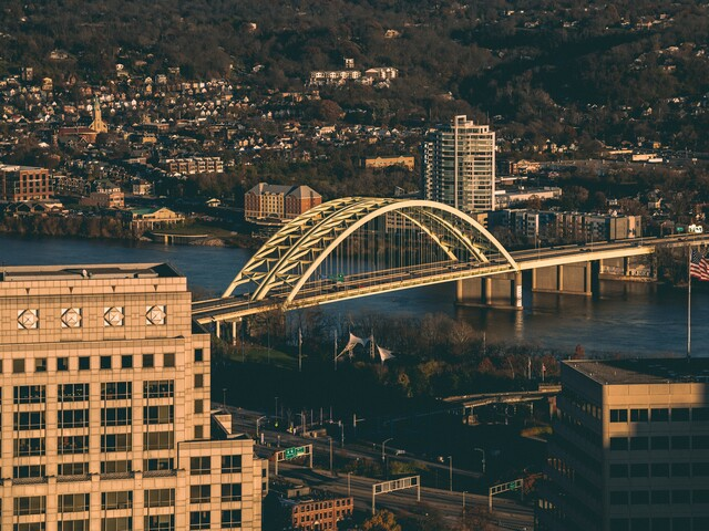 Cincygram: Looking at the Queen City from on high