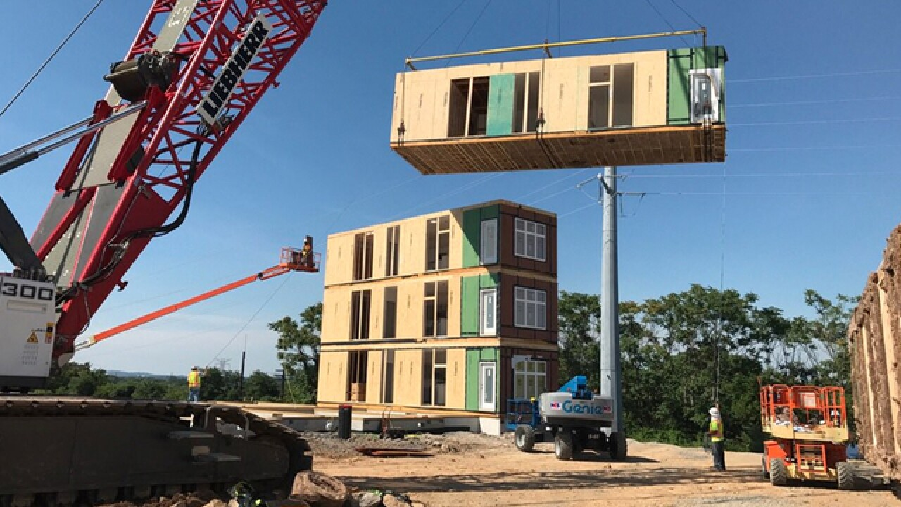 Stackable Condos: A First In Nashville