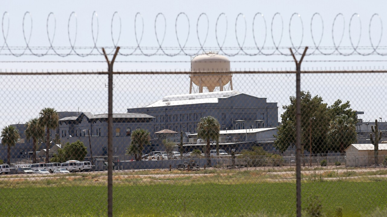 Arizona has refurbished its gas chamber at a prison where the last lethal-gas execution in the United States was carried out in 1999. AP photo.