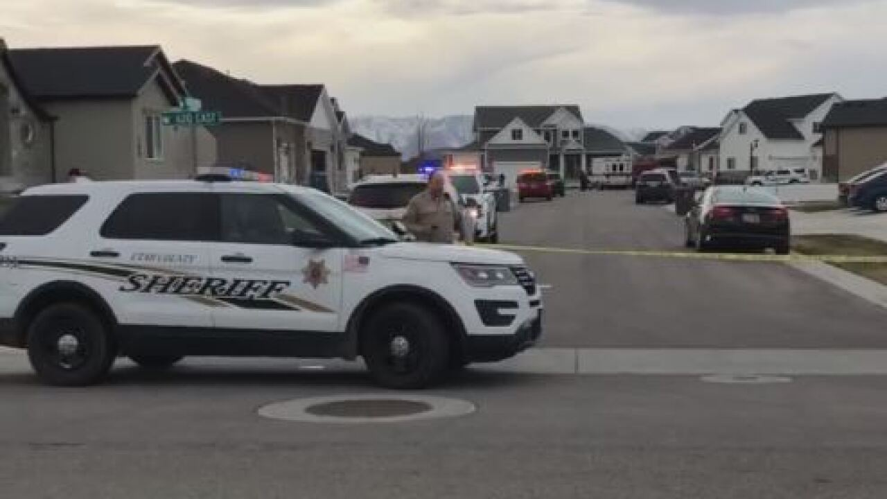 Authorities identify 6-year-old girl hit, killed by car in Utah County