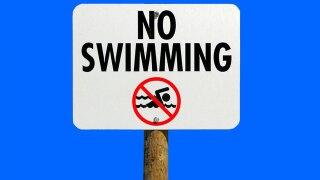 No swim advisory at several Sarasota Co. beaches