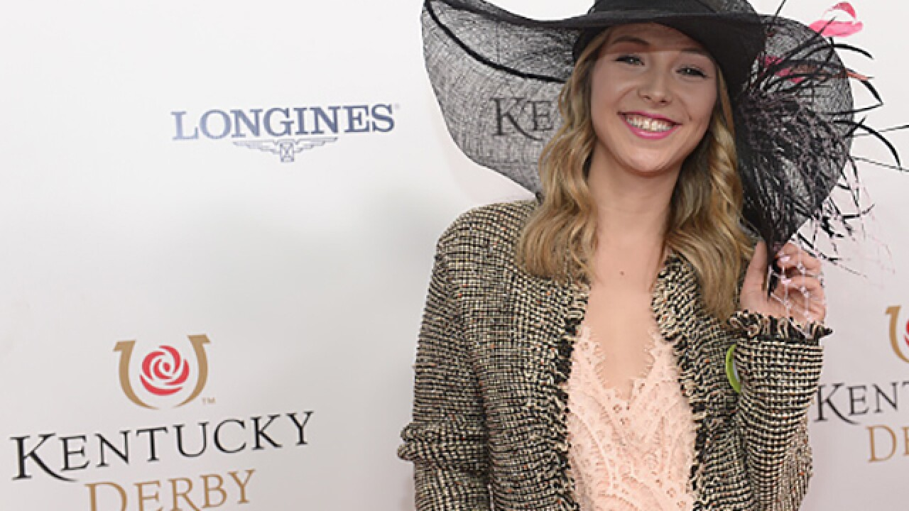 Hats of the 2016 Kentucky Derby