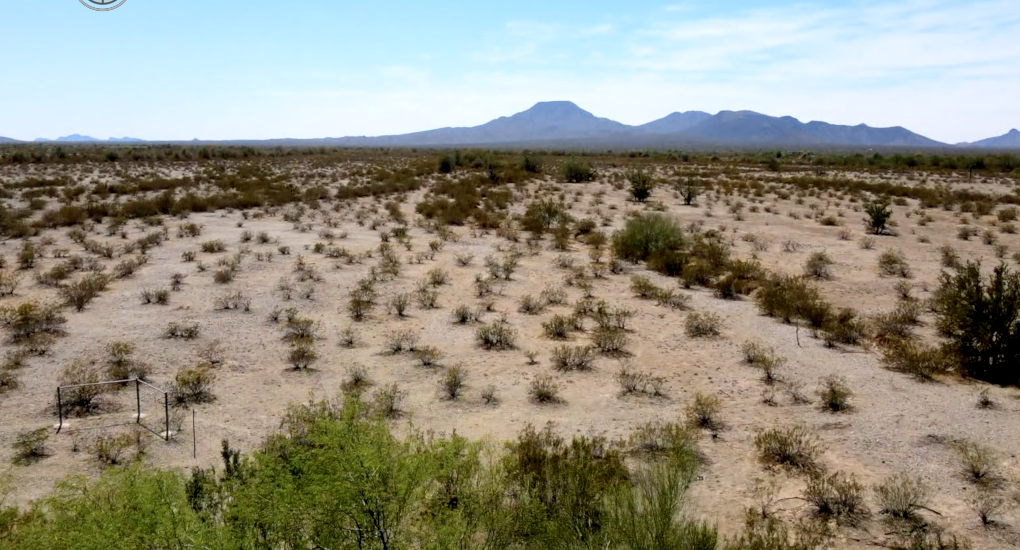 Vekol Valley in Pinal County