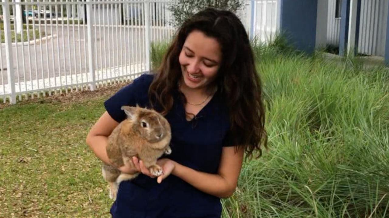 Jacobson Technical High School veterinary program