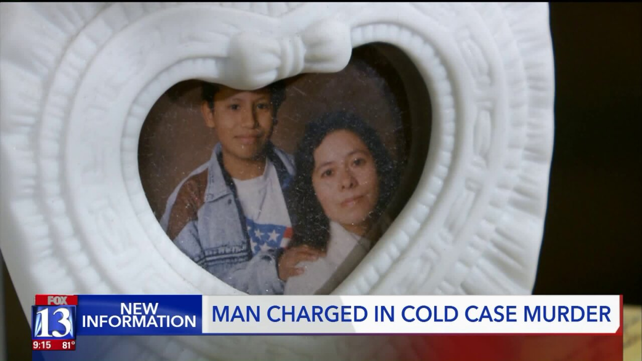 Son remembers mother he found murdered 4-years-ago, after suspect chargedMonday