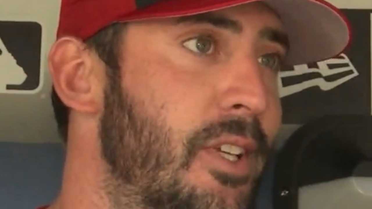 Matt Harvey eager to make 'fresh start' with Reds