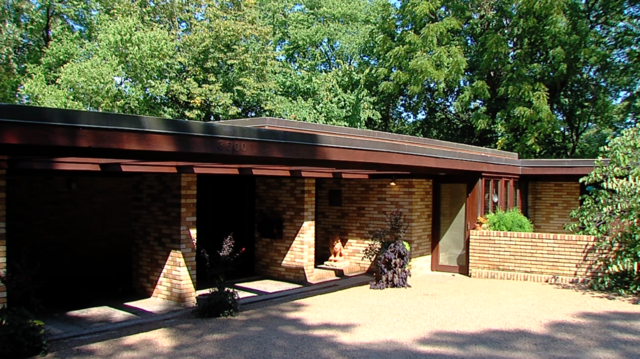 PHOTOS: Frank Lloyd Wright home for sale in KC