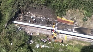 Taiwan Train Accident