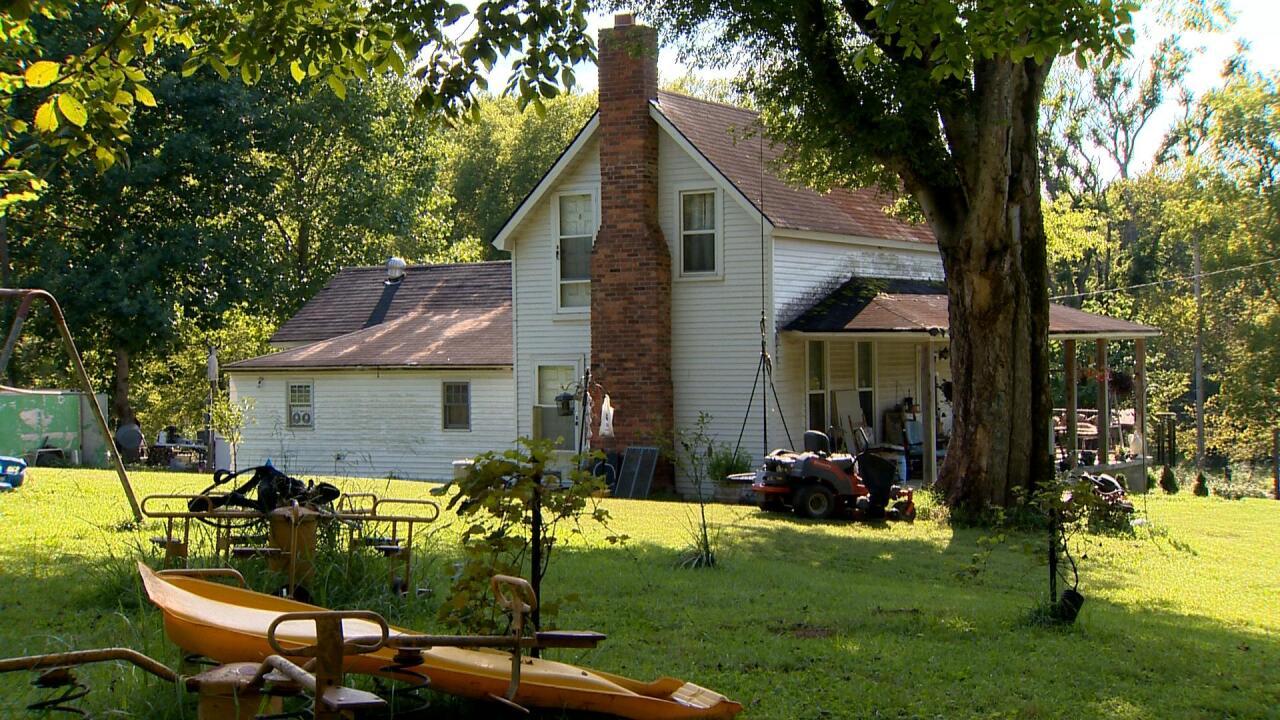 Roger Stephens' house
