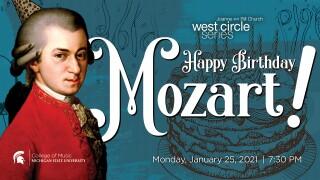 Mozart - MSU