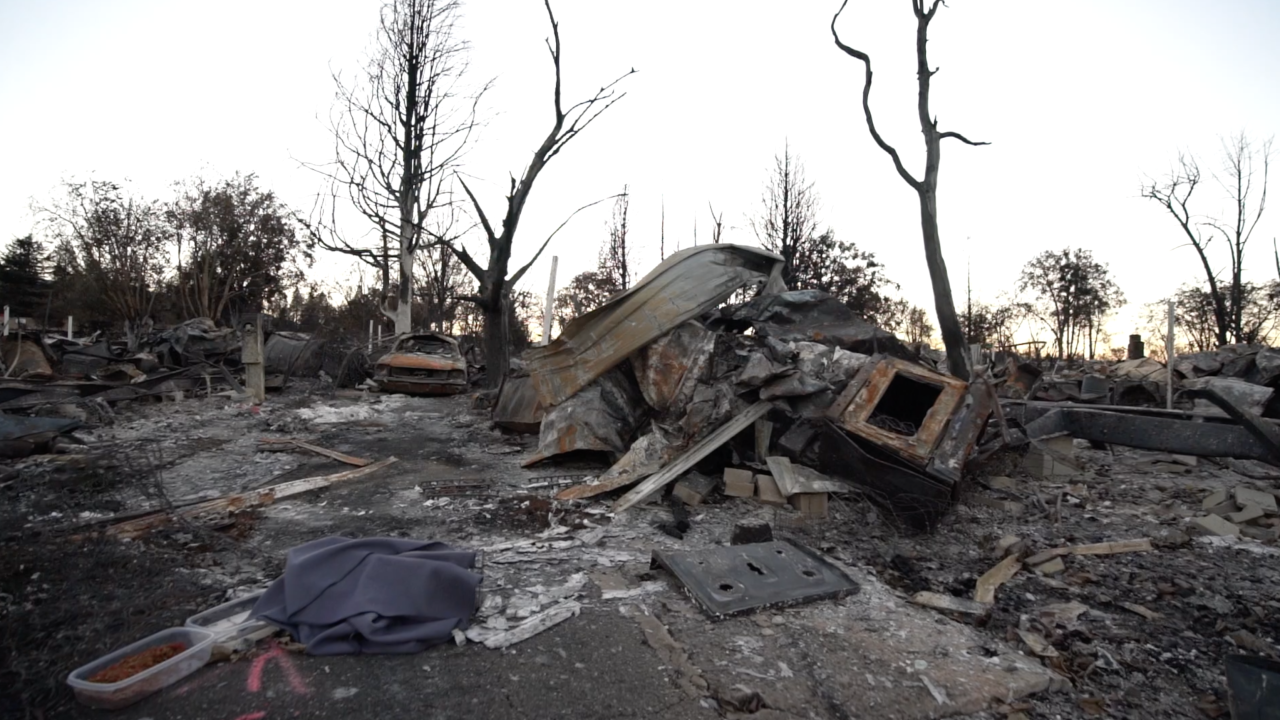 Latinx immigrants severely impacted by the devastating Almeda fire in southern Oregon