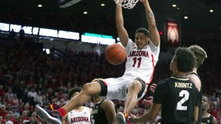 Arizona earns dominant 75-54 win over No. 20 Colorado