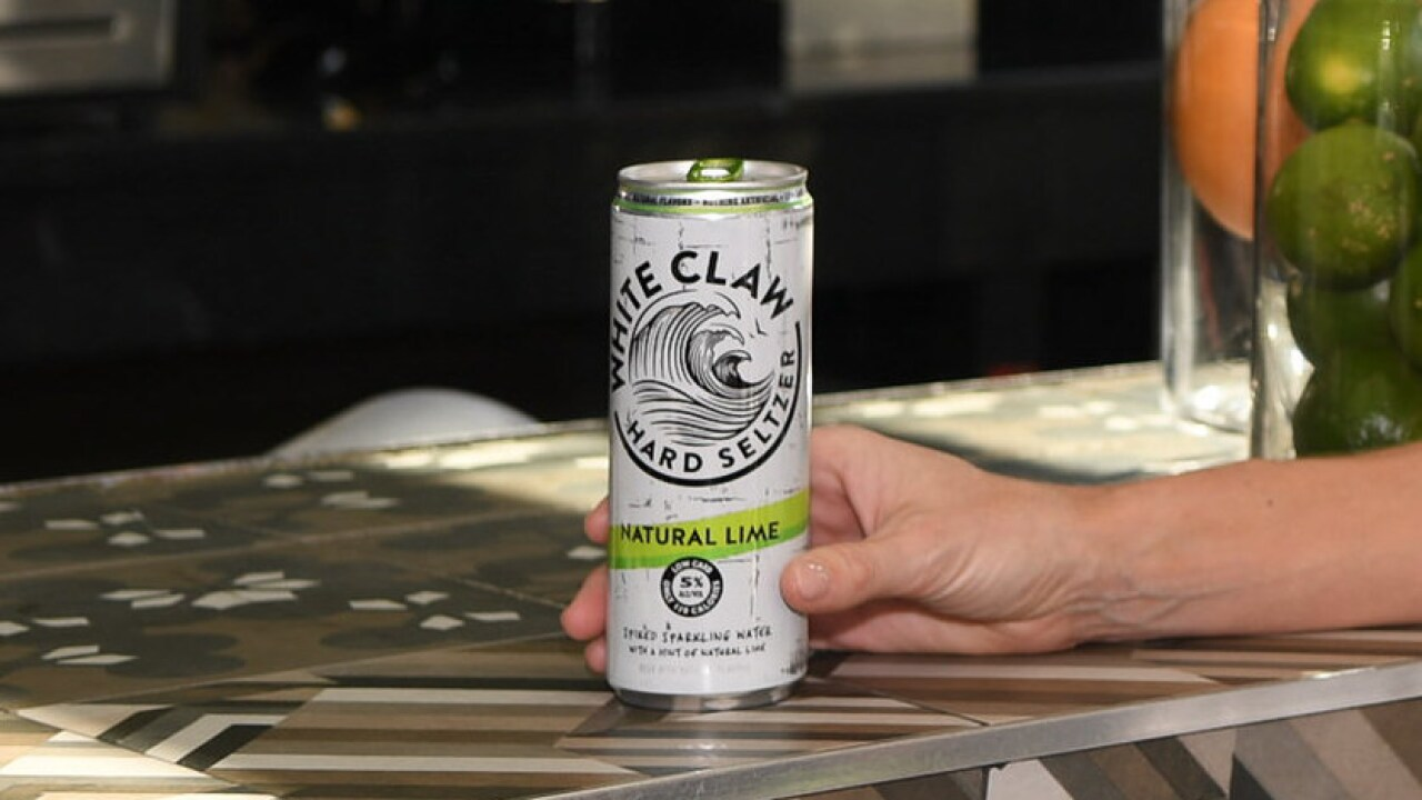 White Claw Hard Seltzer 090619