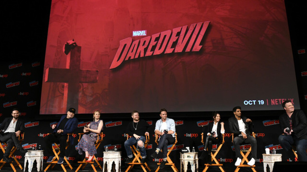 Though 'Daredevil' was canceled by Netflix, the character will live on