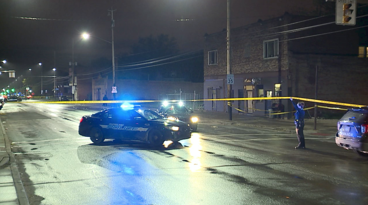 Cleveland Miles Ave fatal shooting