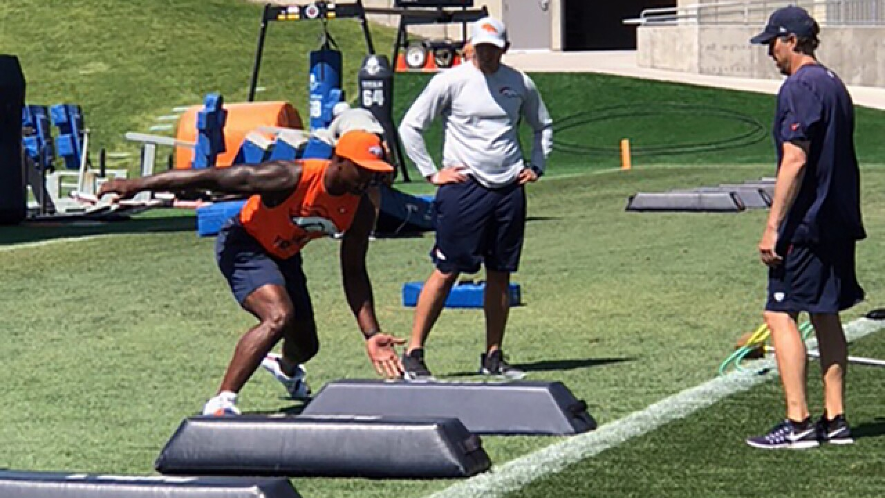Ware returns to Broncos as pass-rush consultant