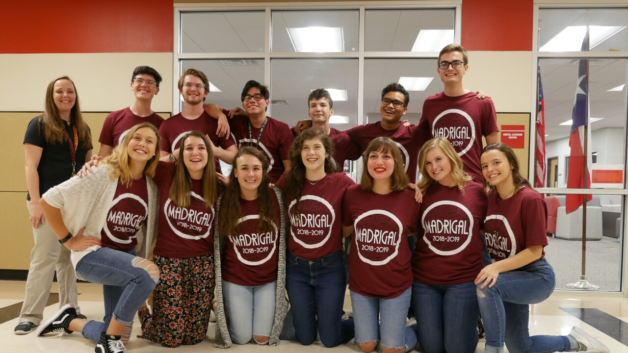 Belton High School Choir to host fundraiser for trip to Carnegie Hall at no cost to participants