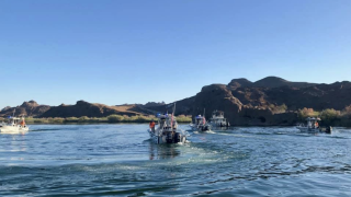 Lake Havasu search and rescue
