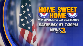 """Home Sweet Home: An Independence Day Celebration"""