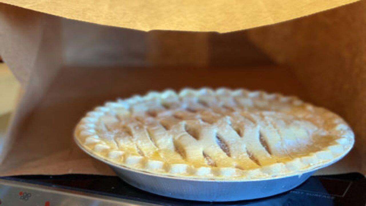 Bake Pies In A Brown Paper Bag For Perfectly Golden Crust