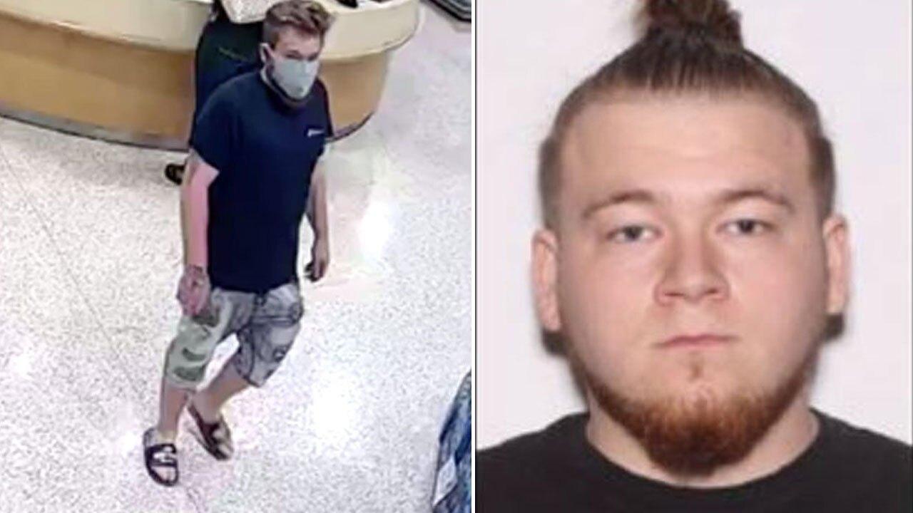 Tyler Peddicord, Publix Peeping Tom suspect