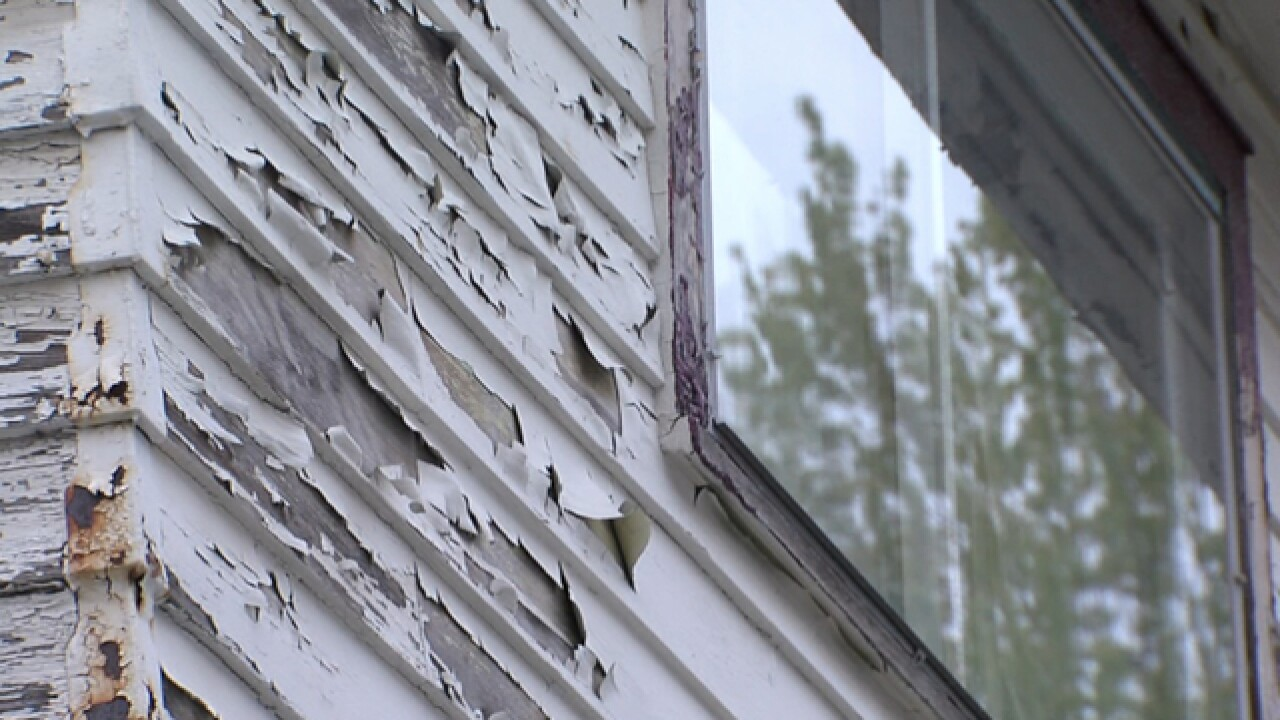 CLE lead paint poisonings, seaching for solution